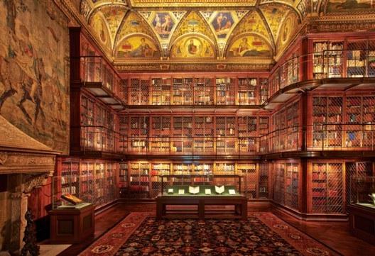 biblioteca morgan