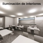 Cursos de iluminación pública e interiores