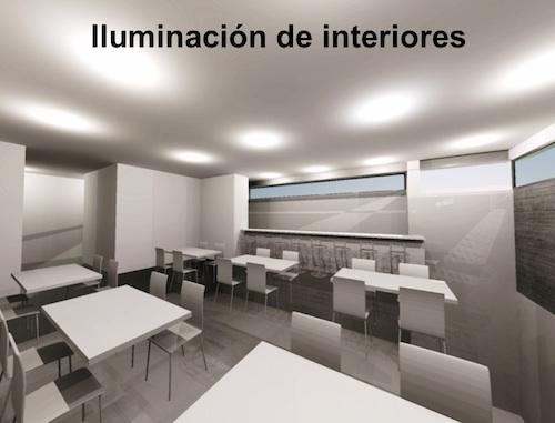 Cursos de iluminaci n p blica e interiores iluminet - Iluminacion led para interiores ...
