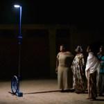 Luz colectiva para el África rural