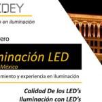 Luxdey impartirá seminarios gratuitos de Iluminación