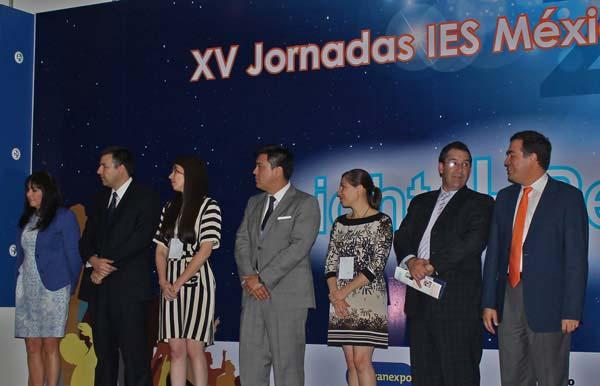 Mesa Directiva IES México