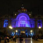 Iluminación azul, por una mayor conciencia sobre el Autismo