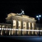 Un muro de luz en Berlín: a 25 años de la caída