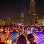 AHA! Festival de iluminación en Cleveland