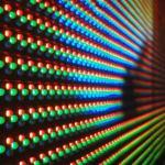 La luz tecnológica, estilizada y aplicada