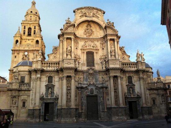 Catedral-de-Murcia