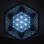 Patrones de armonía, una instalación que explica el universo