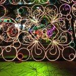 """""""La mágica luz de la Navidad"""" en Iztapalapa"""