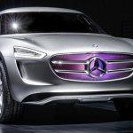 Mercedes Benz presentó un auto concepto con carrocería fotovoltaica