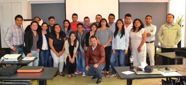 Egresados del curso DIALux en la Ciudad de México