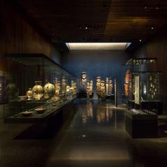 Museo Chileno de Arte Precolombino, Chile; de Limarí Lighting Design ©Aryeh Kornfeld