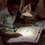 Gravity Light: energía cinética que ilumina