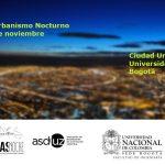 Taller de Urbanismo Nocturno en Bogotá