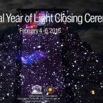 IYL2015 prepara la ceremonia de clausura