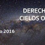 Reunión internacional por el Derecho a los Cielos Oscuros