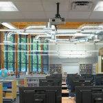 La iluminación genera mejores entornos para la educación