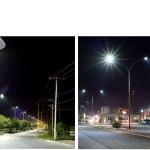 Luminarias Gran Vía y Vialed de Construlita