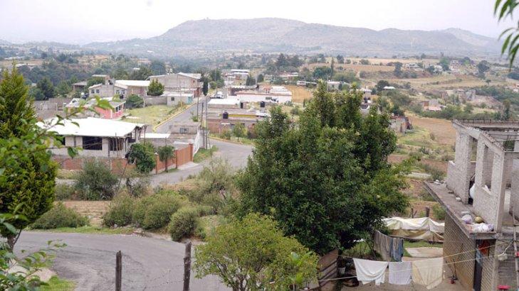 Santa Catarina, Texcoco