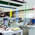 Luz LED de ERCO para 'Gráficas Varias'
