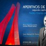 """""""Aperitivos de Diseño"""" con Pedro Garza"""
