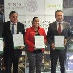Conuee y Sener reconocen la eficiencia energética de 5 proyectos de Alumbrado Público