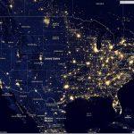 ¿Realmente contribuyen los LEDs a la contaminación lumínica?