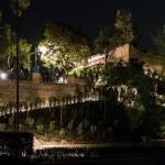Luz de luna para el parque del Infinito en Recanati