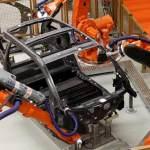 Se prueba el Li-Fi infrarrojo para la comunicación en las fábricas de la BMW