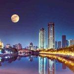 Proyecto aerospacial chino lanzará una luna artificial para remplazar alumbrado público