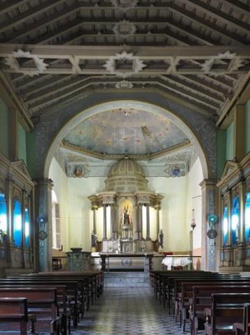Iglesia Sta. Ma. del Carmen.Santiago de Cuba. Foto: Carlos Domenech
