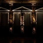 Iluminación que restaura la singularidad cromática de los trabajos de Tintoretto