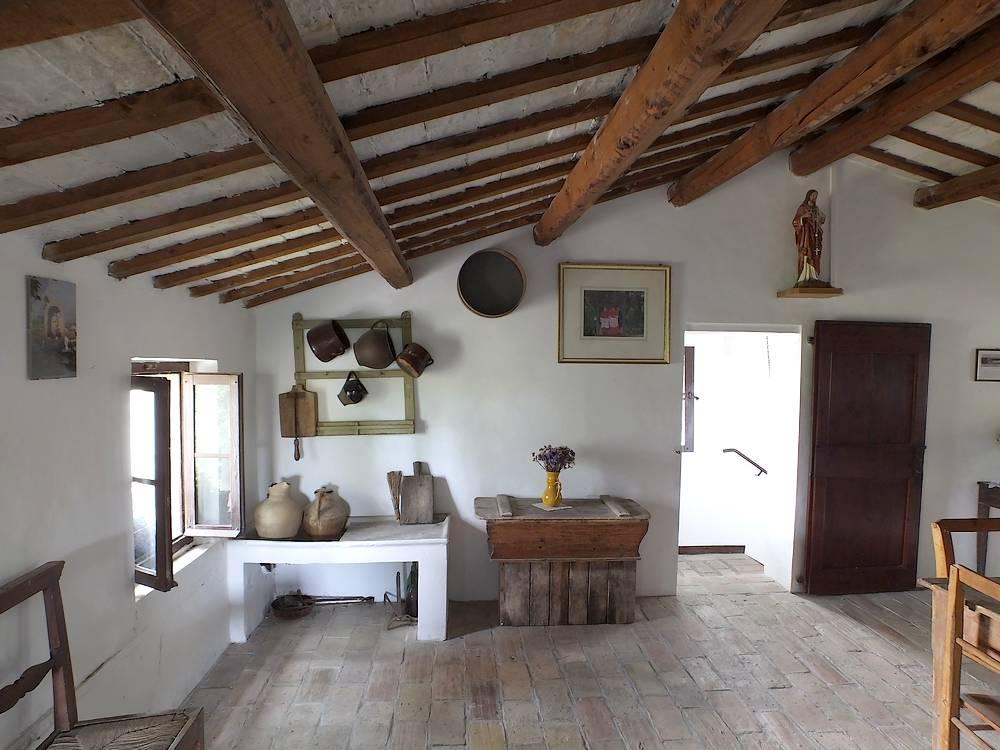 Casa natale di Maria Goretti  Corinaldo AN