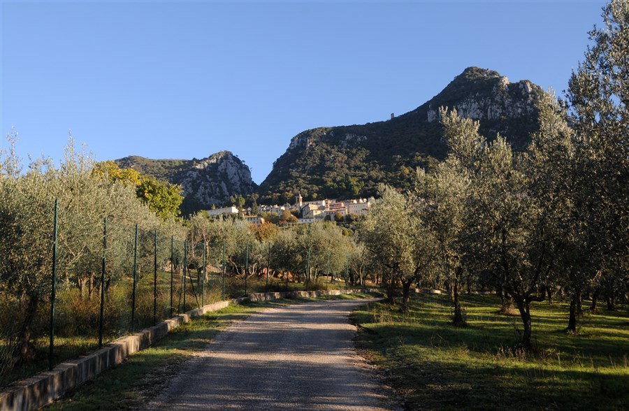 Castello di Cesi  Terni