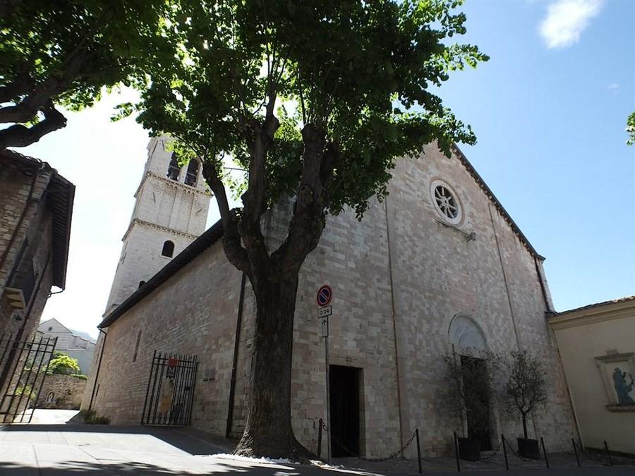 Chiesa di Santa Maria Maggiore  Assisi PG
