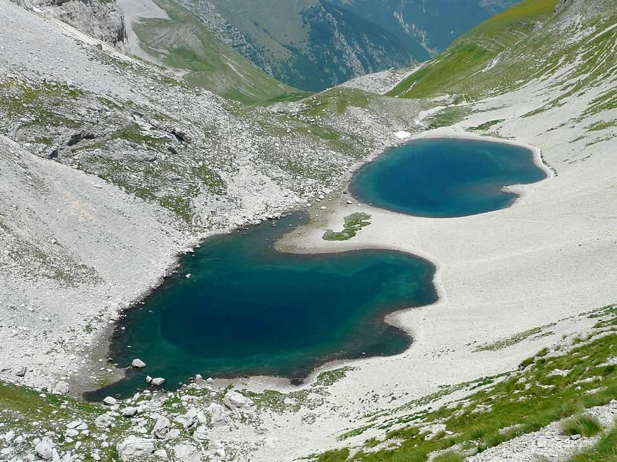 Lago di Pilato  Montemonaco AP