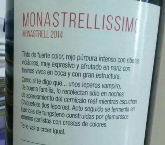 La marca de vino que se ha hecho viral por WhatsApp