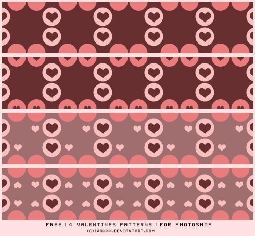 Valentines Patterns