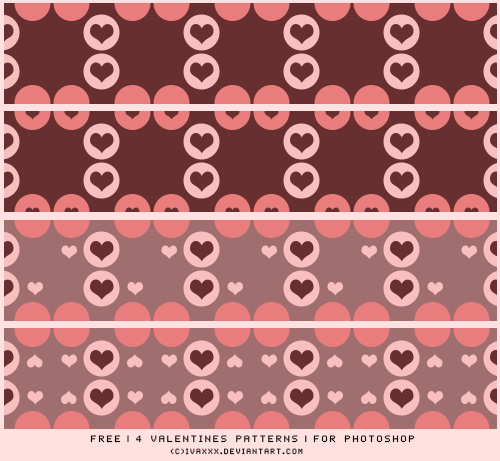 Valentines Patterns