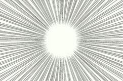 cinética radial