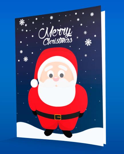tarjetas de navidad para descargar ilustraideas