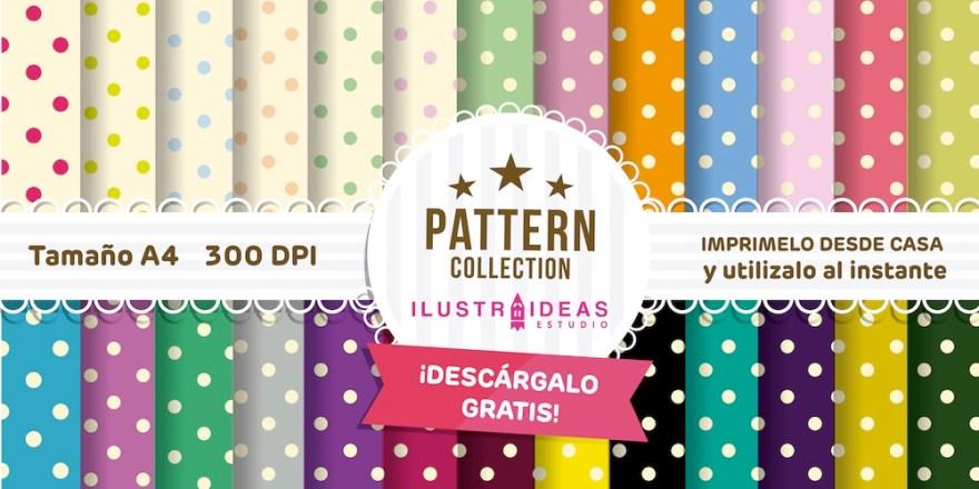 Pattern Collection imprimibles, hojas con patrones imprimibles ...