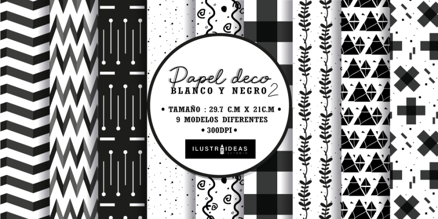 papel_decorativo_blanco_y_negro_coleccion