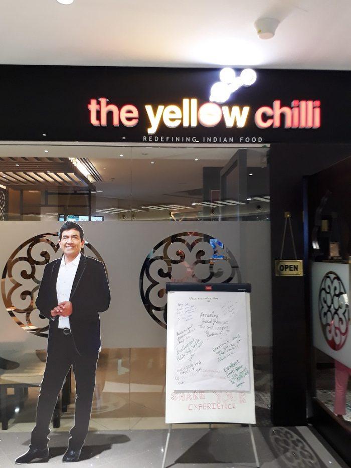 The Yellow Chilli Oman