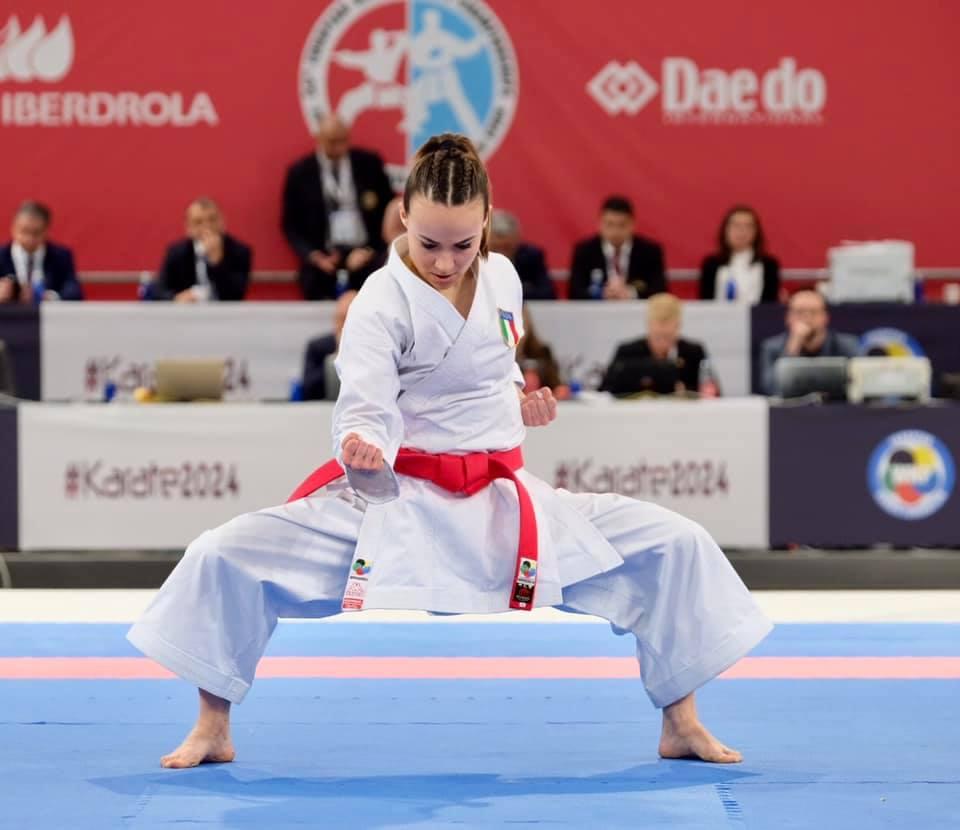 karate istanbul 4 bronzi