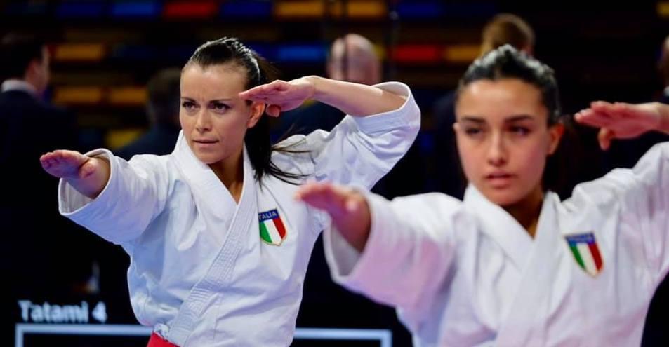Fijlkam Karate Calendario Gare 2020.Karate Cinque Finali Per L Italia Oggi La Prova A Squadre