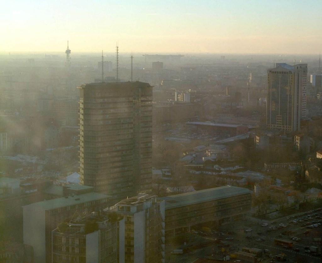 lotta inquinamento