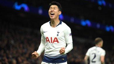 Tottenham/Heung-Min Son