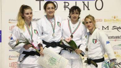 judo campionati assoluti torino