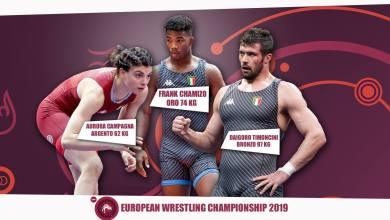 Europei di lotta, le medaglie italiane